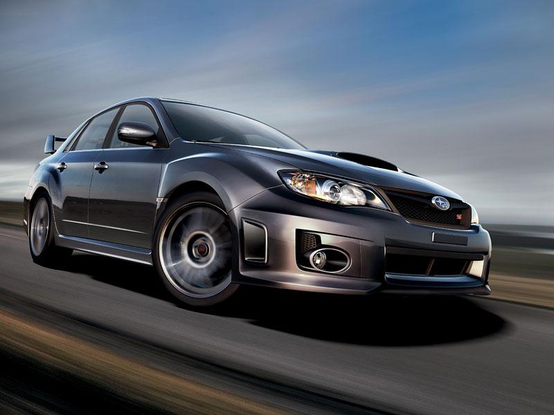 Subaru dnes zahajuje prodej nové WRX STI na českém trhu: - fotka 13