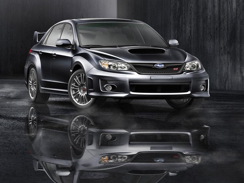 Subaru dnes zahajuje prodej nové WRX STI na českém trhu: - fotka 17