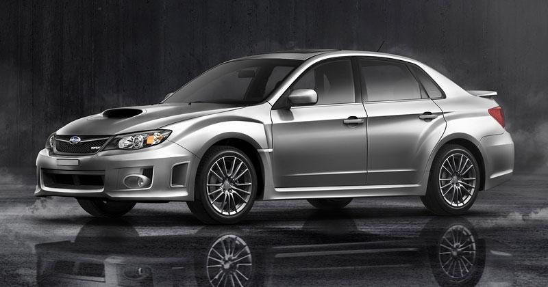 Subaru dnes zahajuje prodej nové WRX STI na českém trhu: - fotka 18