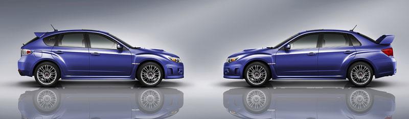Subaru dnes zahajuje prodej nové WRX STI na českém trhu: - fotka 20
