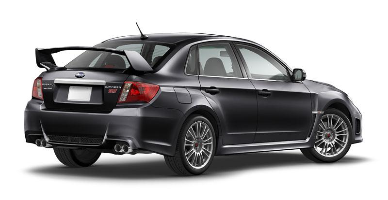 Subaru dnes zahajuje prodej nové WRX STI na českém trhu: - fotka 21
