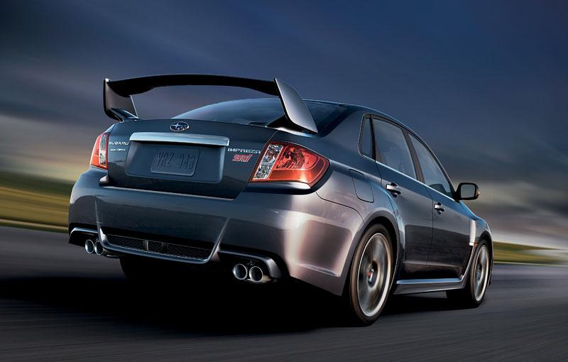 Subaru dnes zahajuje prodej nové WRX STI na českém trhu: - fotka 22