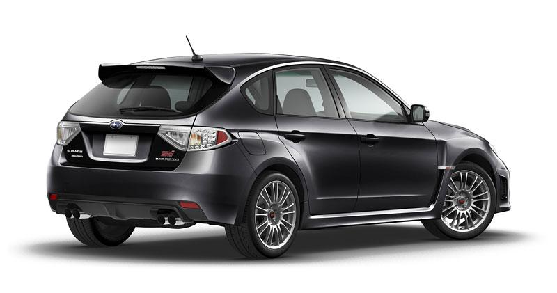 Subaru dnes zahajuje prodej nové WRX STI na českém trhu: - fotka 23