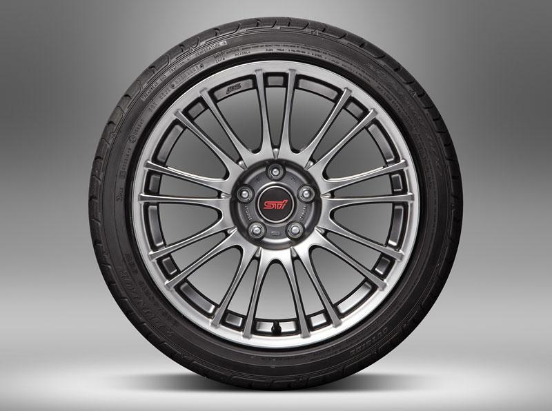 Subaru dnes zahajuje prodej nové WRX STI na českém trhu: - fotka 26