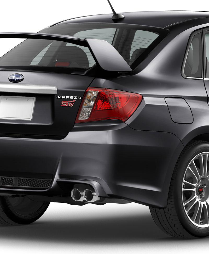 Subaru dnes zahajuje prodej nové WRX STI na českém trhu: - fotka 27