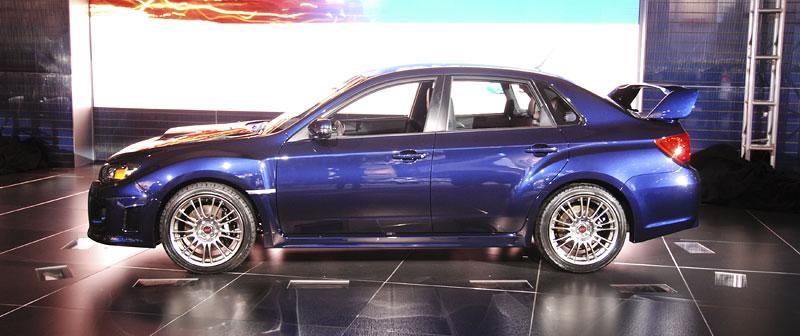 Subaru dnes zahajuje prodej nové WRX STI na českém trhu: - fotka 33
