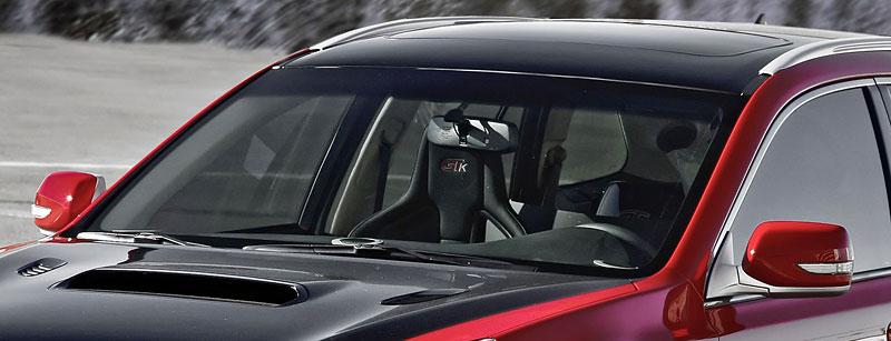 Subaru Legacy GTk: opravdu VIP koncept: - fotka 5