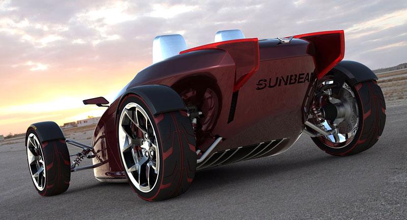 Nový Sunbeam Tiger: těšme se na rok 2025: - fotka 5