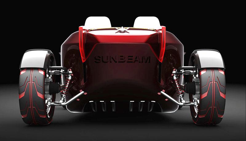 Nový Sunbeam Tiger: těšme se na rok 2025: - fotka 7