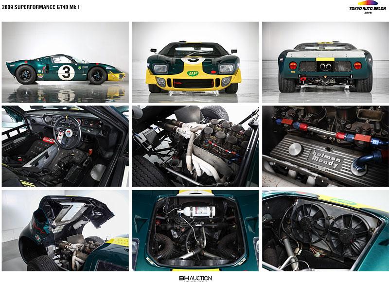 V Japonsku se chystá jedna z nejúžasnějších aukcí aut, co jsme viděli: - fotka 33