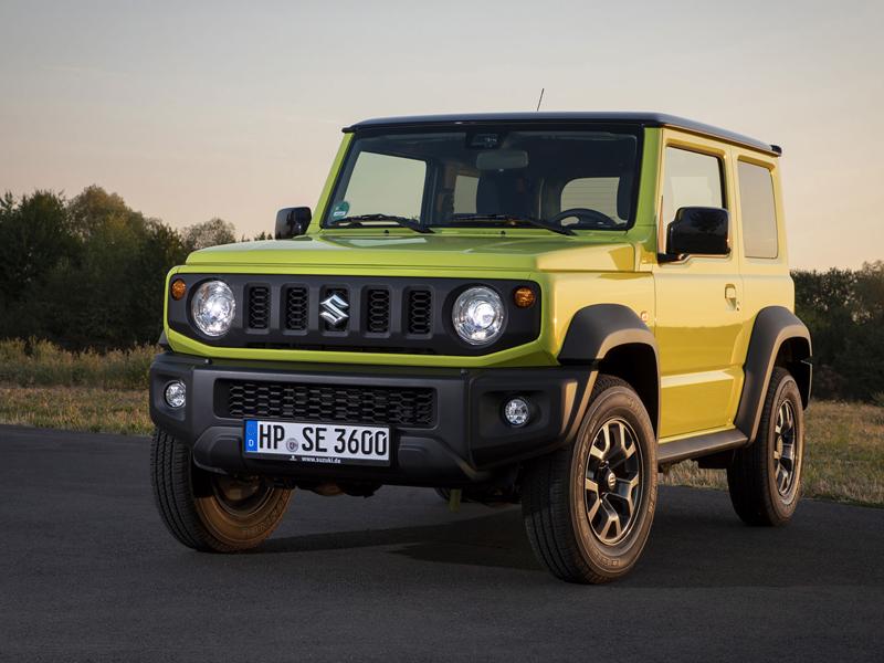 Je nové Suzuki Jimny stále pořádný off-road? Britové ho poslali do souboje s Toyotou Land  Cruiser: - fotka 9