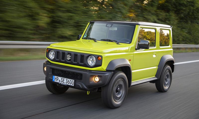Je nové Suzuki Jimny stále pořádný off-road? Britové ho poslali do souboje s Toyotou Land  Cruiser: - fotka 18