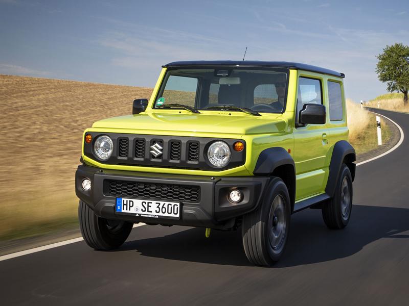 Je nové Suzuki Jimny stále pořádný off-road? Britové ho poslali do souboje s Toyotou Land  Cruiser: - fotka 20