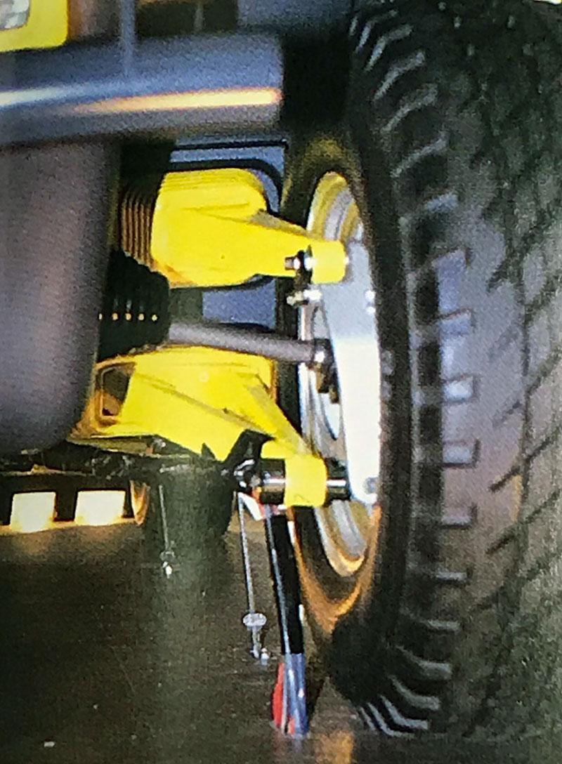 Suzuki kdysi postavilo terénní kupé s motorem uprostřed. Znáte RT-1?: - fotka 3