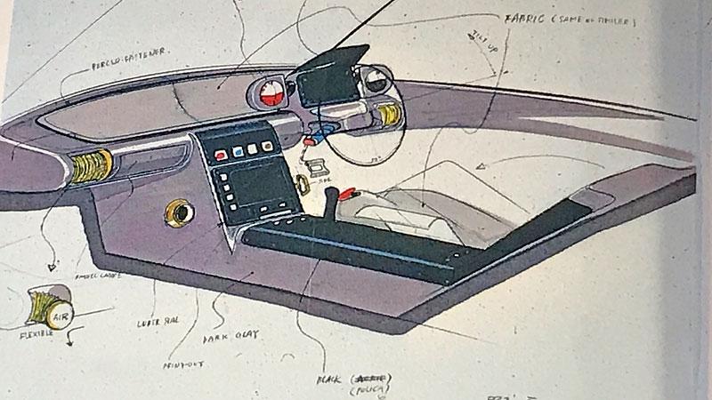 Suzuki kdysi postavilo terénní kupé s motorem uprostřed. Znáte RT-1?: - fotka 5