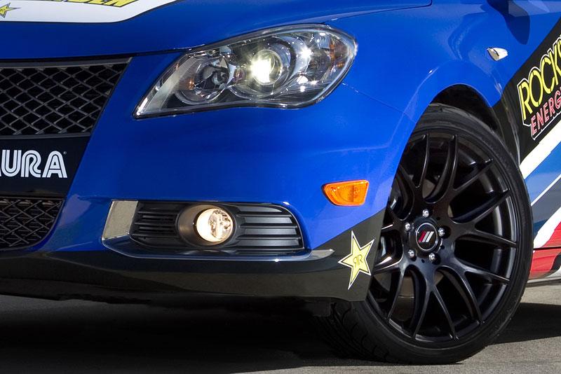 Suzuki Kizashi Apex Turbo Concept: ostrý sedan má 300 koní: - fotka 19