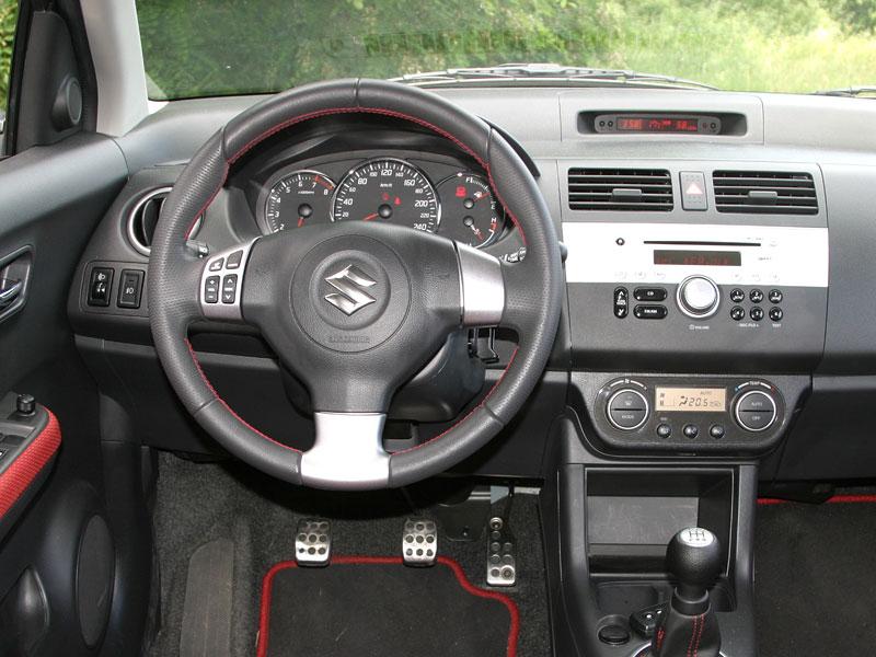 Suzuki Swift Sport: dokonale nedokonalý: - fotka 3