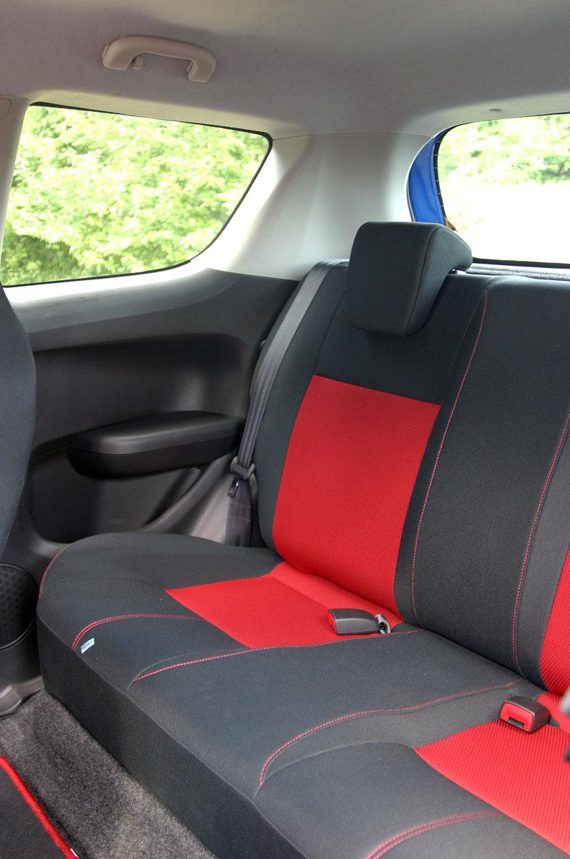 Suzuki Swift Sport: dokonale nedokonalý: - fotka 11