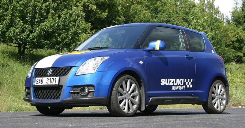 Suzuki Swift Sport: dokonale nedokonalý: - fotka 15