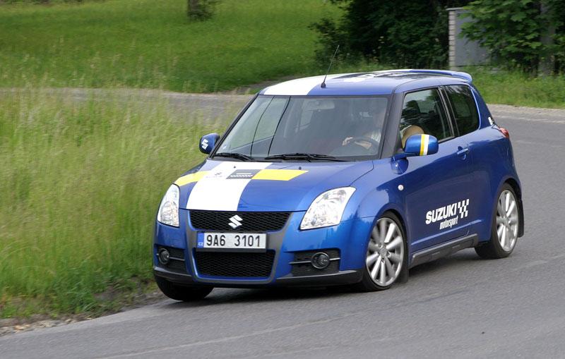 Suzuki Swift Sport: dokonale nedokonalý: - fotka 16