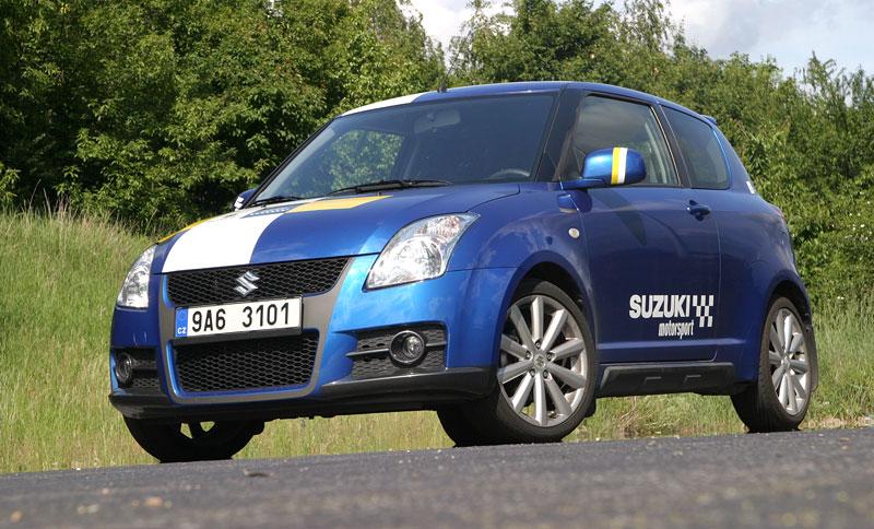 Suzuki Swift Sport: dokonale nedokonalý: - fotka 17