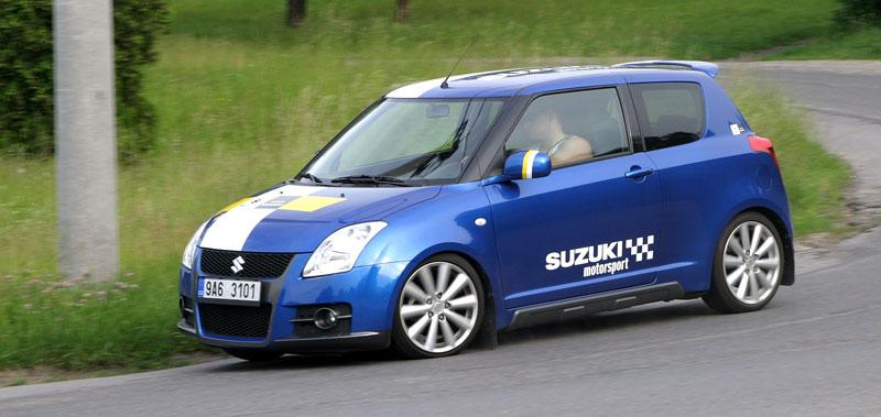 Suzuki Swift Sport: dokonale nedokonalý: - fotka 18