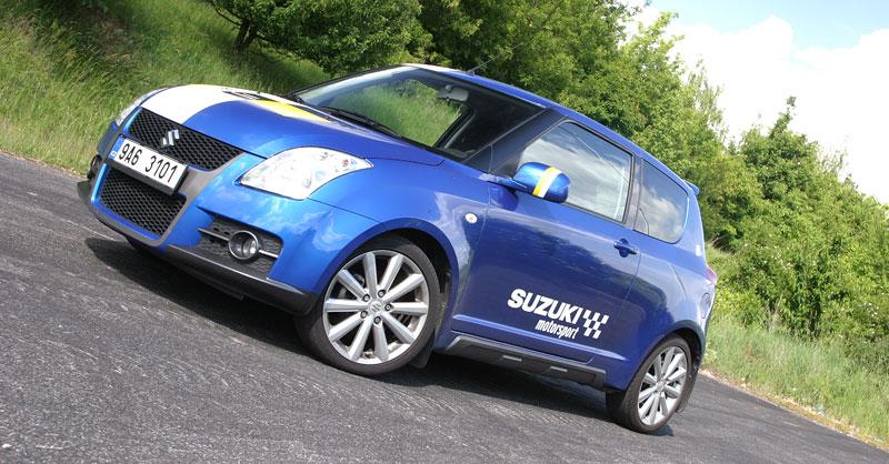 Suzuki Swift Sport: dokonale nedokonalý: - fotka 21