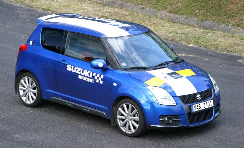 Suzuki Swift Sport: dokonale nedokonalý: - fotka 22