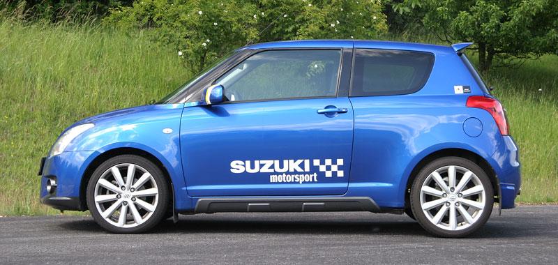 Suzuki Swift Sport: dokonale nedokonalý: - fotka 23