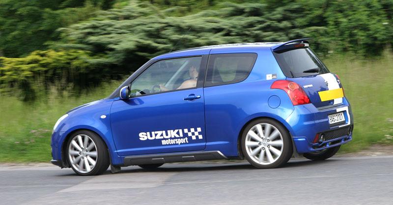 Suzuki Swift Sport: dokonale nedokonalý: - fotka 24