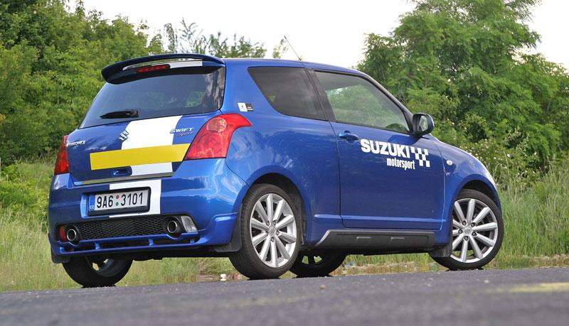 Suzuki Swift Sport: dokonale nedokonalý: - fotka 27