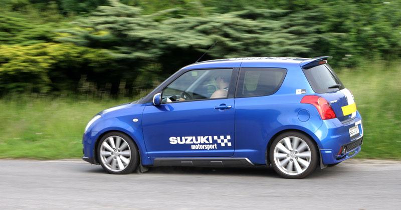 Suzuki Swift Sport: dokonale nedokonalý: - fotka 28