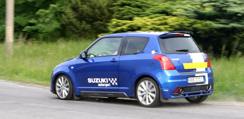 Suzuki Swift Sport: dokonale nedokonalý: - fotka 30