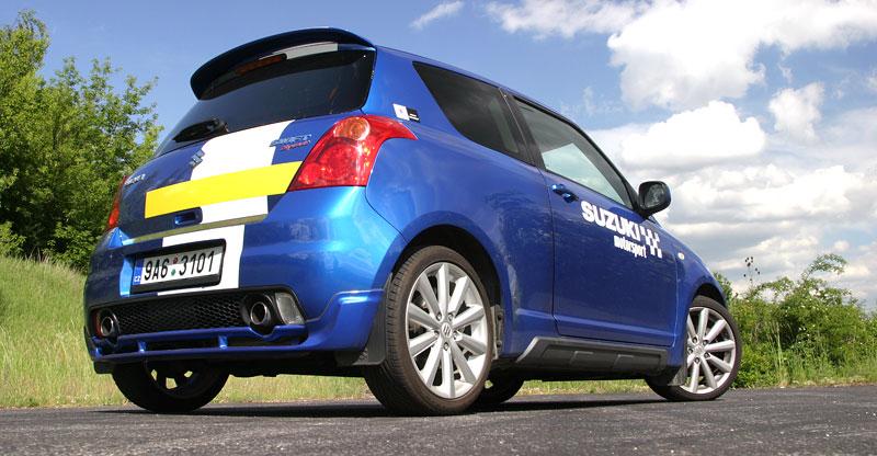 Suzuki Swift Sport: dokonale nedokonalý: - fotka 31
