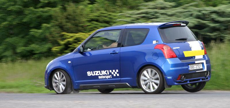 Suzuki Swift Sport: dokonale nedokonalý: - fotka 32