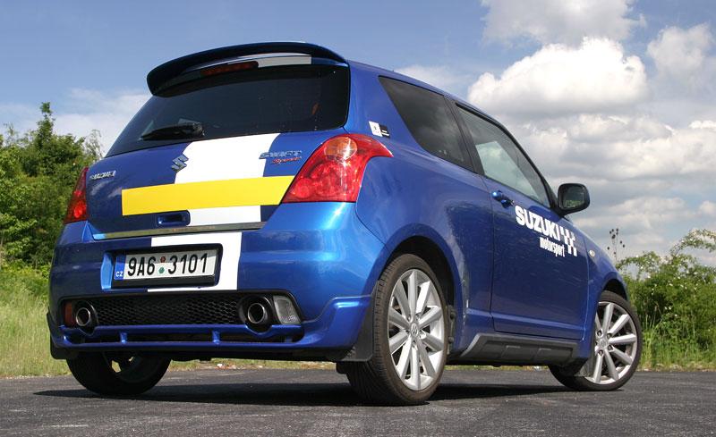 Suzuki Swift Sport: dokonale nedokonalý: - fotka 33