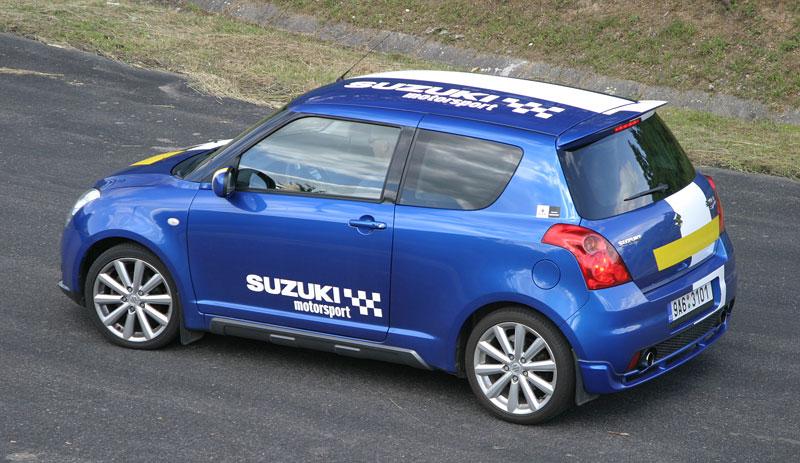 Suzuki Swift Sport: dokonale nedokonalý: - fotka 34
