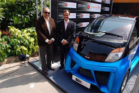 Tata Nano by DC Design: indický prcek za 4 mega: - fotka 1