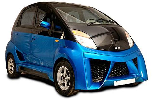 Tata Nano by DC Design: indický prcek za 4 mega: - fotka 2