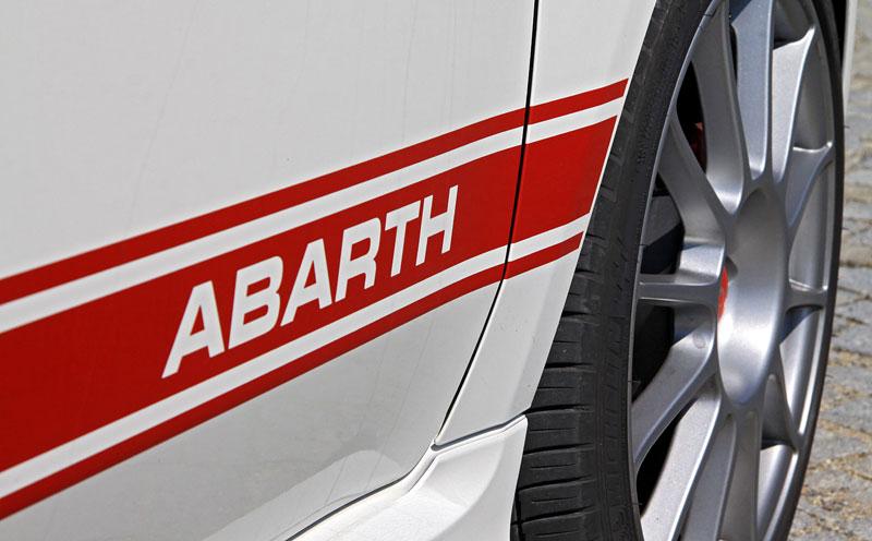 Test: Abarth 500 Esseesse - Profesionální  komediant: - fotka 52