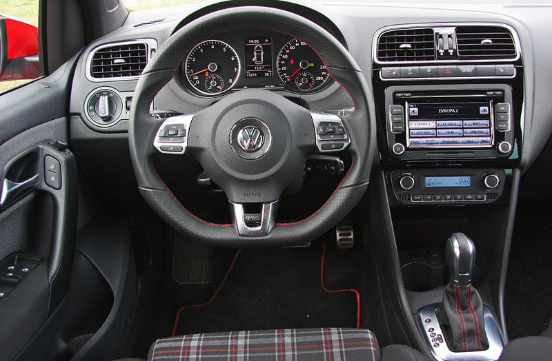 Test: Volkswagen Polo GTI: Heiße Curry Wurst: - fotka 2