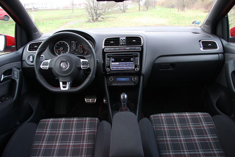 Test: Volkswagen Polo GTI: Heiße Curry Wurst: - fotka 3