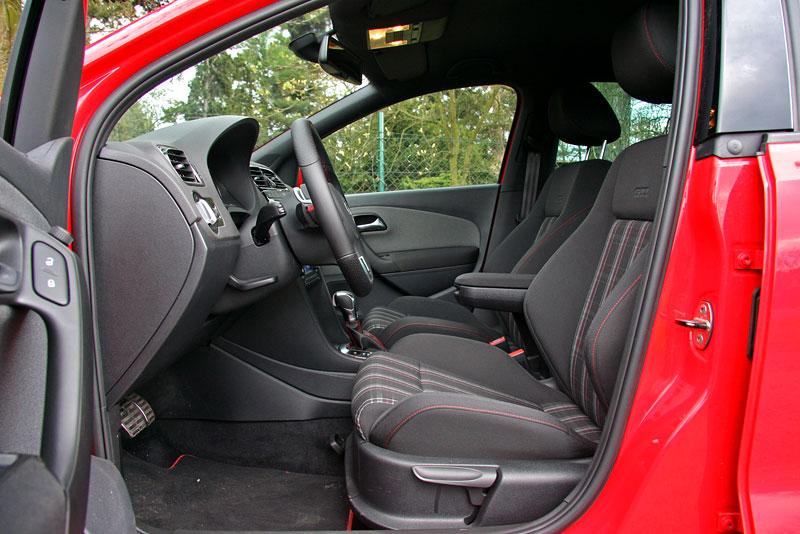 Test: Volkswagen Polo GTI: Heiße Curry Wurst: - fotka 8