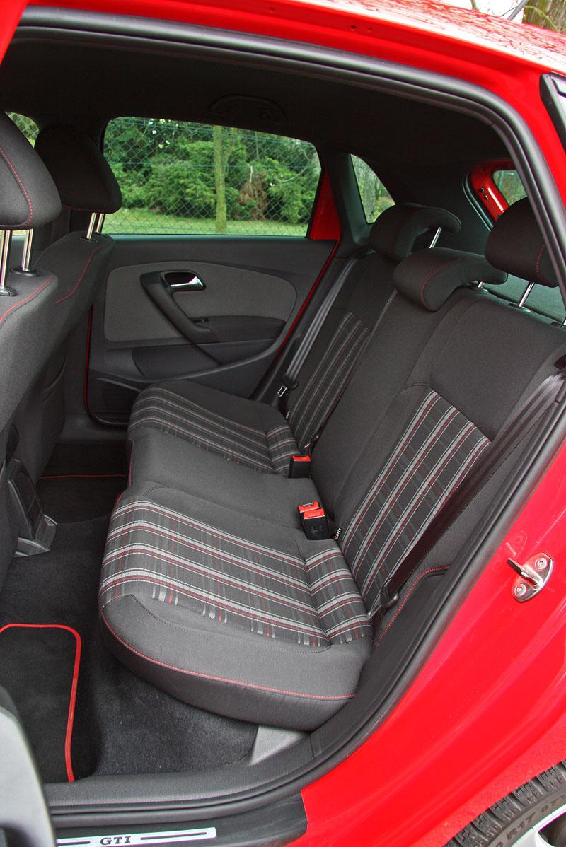 Test: Volkswagen Polo GTI: Heiße Curry Wurst: - fotka 16
