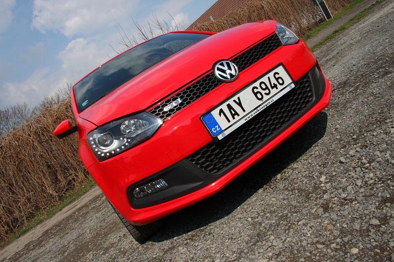Test: Volkswagen Polo GTI: Heiße Curry Wurst: - fotka 21