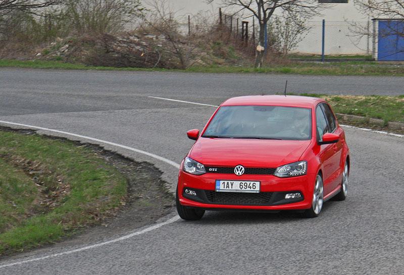 Test: Volkswagen Polo GTI: Heiße Curry Wurst: - fotka 23