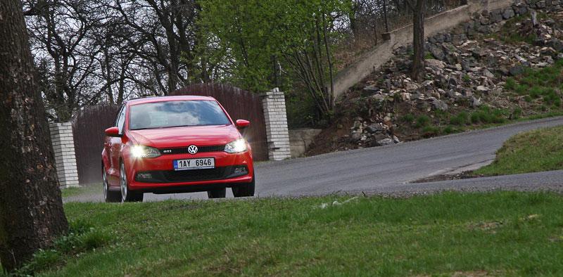 Test: Volkswagen Polo GTI: Heiße Curry Wurst: - fotka 24