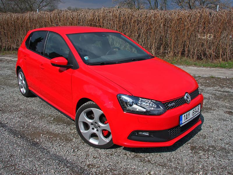 Test: Volkswagen Polo GTI: Heiße Curry Wurst: - fotka 27