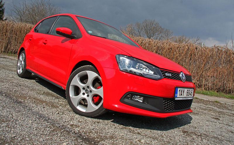 Test: Volkswagen Polo GTI: Heiße Curry Wurst: - fotka 28