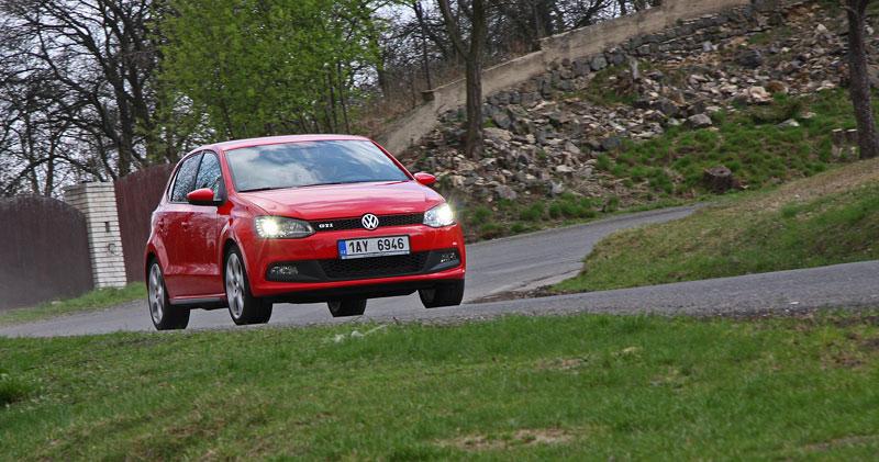 Test: Volkswagen Polo GTI: Heiße Curry Wurst: - fotka 29